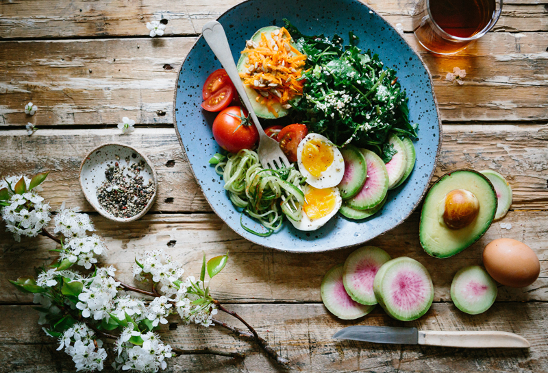 Healthy Lifestyle Tip: Rules for an Energising Lunch